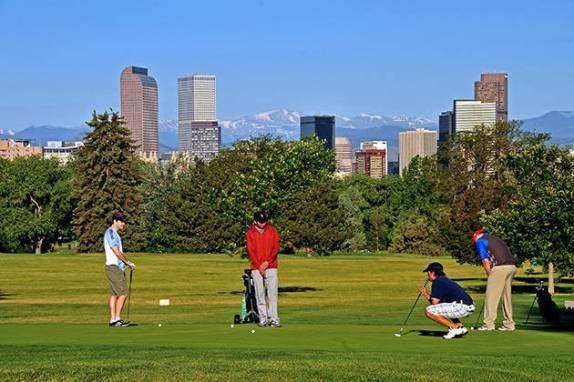 City Park Golf 2